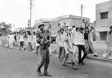 हाशिमपुरा नरसंहार: अजीब इत्तीफाक हैं 22 मई 1987 को भी अलविदा जुमा था और आज भी 22 मई 2020 को अलविदा जुमा है?