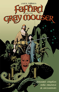 Image result for Ningauble of the Seven Eyes mignola