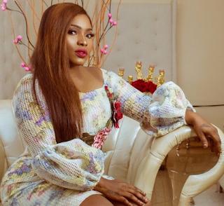 halima abubakar recovers