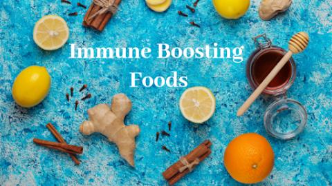 Coronavirus (COVID-19): Foods That Strengthen Immune System