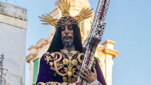 El Nazareno de Cádiz cambiara de capataz en el 2020