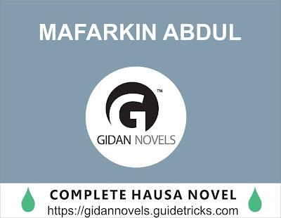 MAFARKIN ABDOUL COMPLETE HAUSA NOVEL