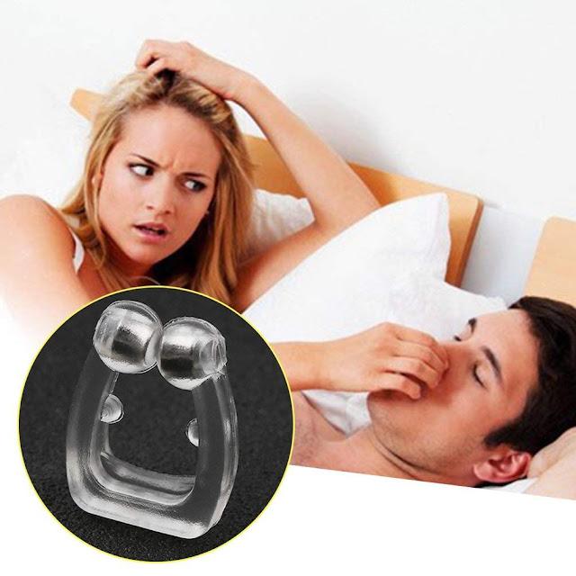 Silicon Snoring Stopper