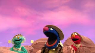 Rosita, Elmo, Paleontologist Grover, Sesame Street Episode 4314 Sesame Street OSaurus season 43
