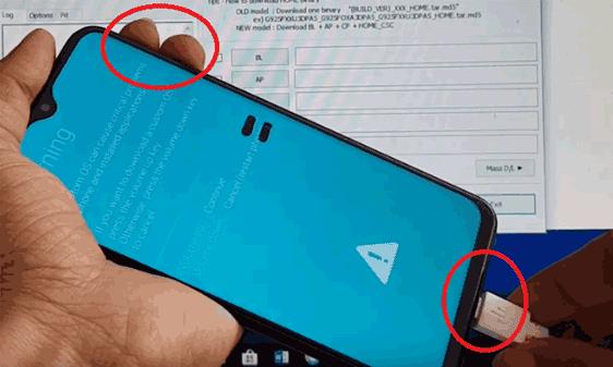 Cara Root Samsung Galaxy M20 dan Install TWRP Samsung Galaxy M20