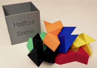 Halfcut Soma by László Molnár