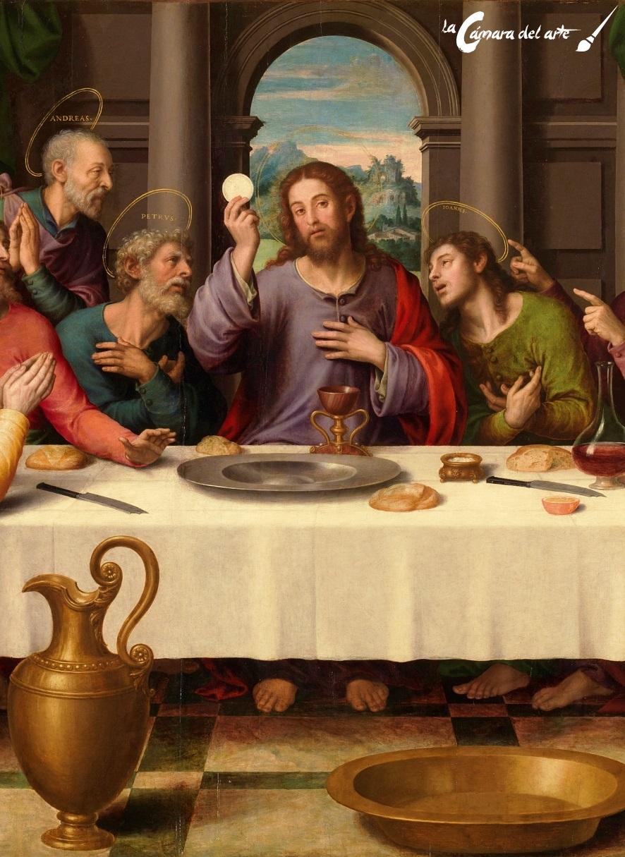 La Última Cena | La Cámara del Arte
