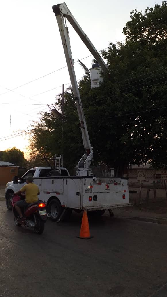 APURE: Atendidas más de 240 familias en entidad llanera con sustitución de Transformadores.