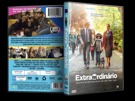 Capa DVD Extraordinário [Custom]