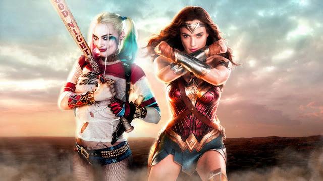 WW y Harley Quinn