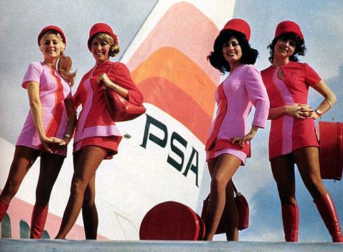 My Kinda Vintage Sky Girls