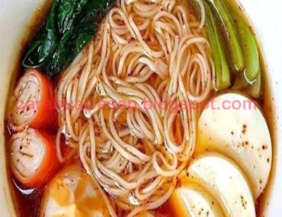 Foto Resep Misoa Kuah Pedas Sederhana Spesial Asli yang enak