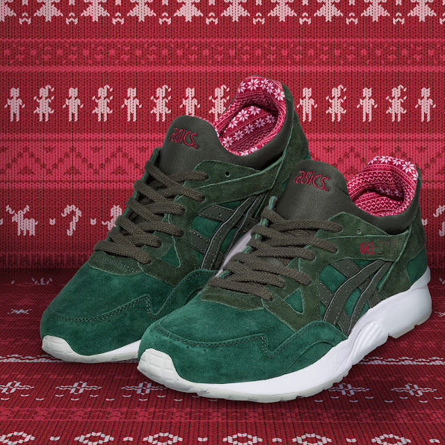 ASICS TIGER XMAS PACK 2016 – UGLY SWEATERS ALS SNEAKER?