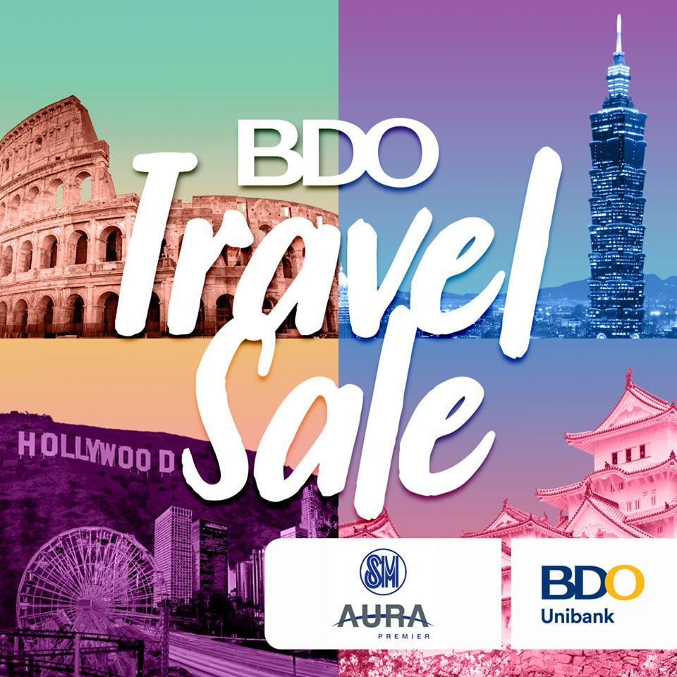 Manila Shopper: BDO Travel SALE: Jan 2020