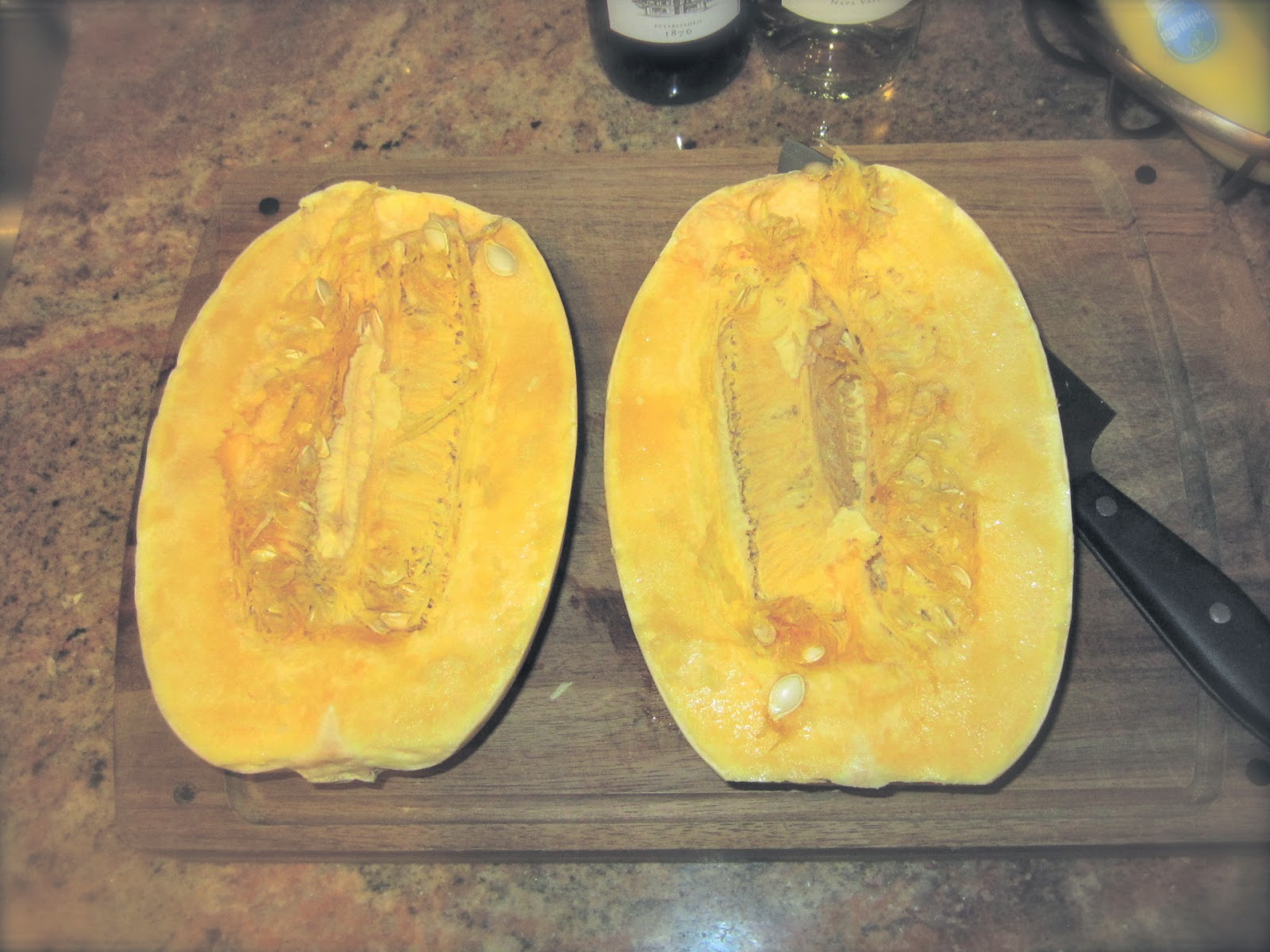 How to cook and serve Spaghetti Squash