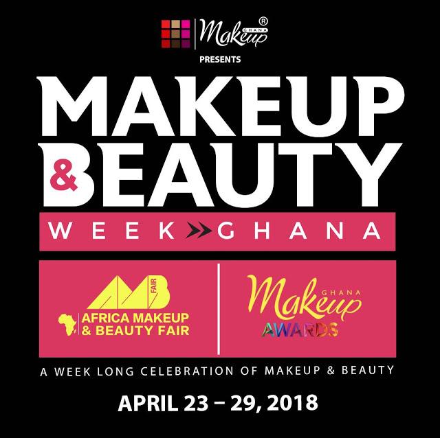 Makeup Ghana To Host Makeup & Beauty Week 2018