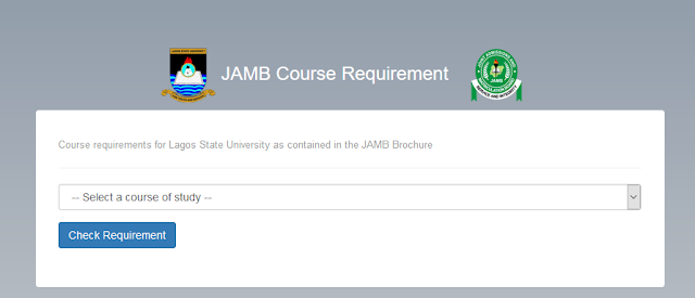 LASU Brochure & Admission Requirements Checker
