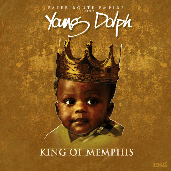 Young Dolph - King of Memphis Cover