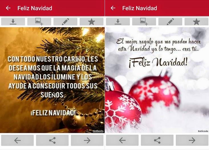Hacer Felicitaciones De Navidad Por Internet.Tarjetas De Navidad La Aplicacion Perfecta Para Felicitar