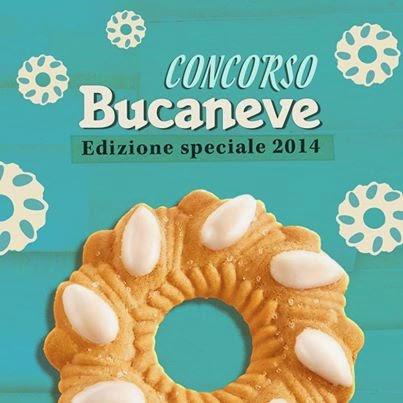 Logo Con Bucaneve Doria vinci forniture di biscotti
