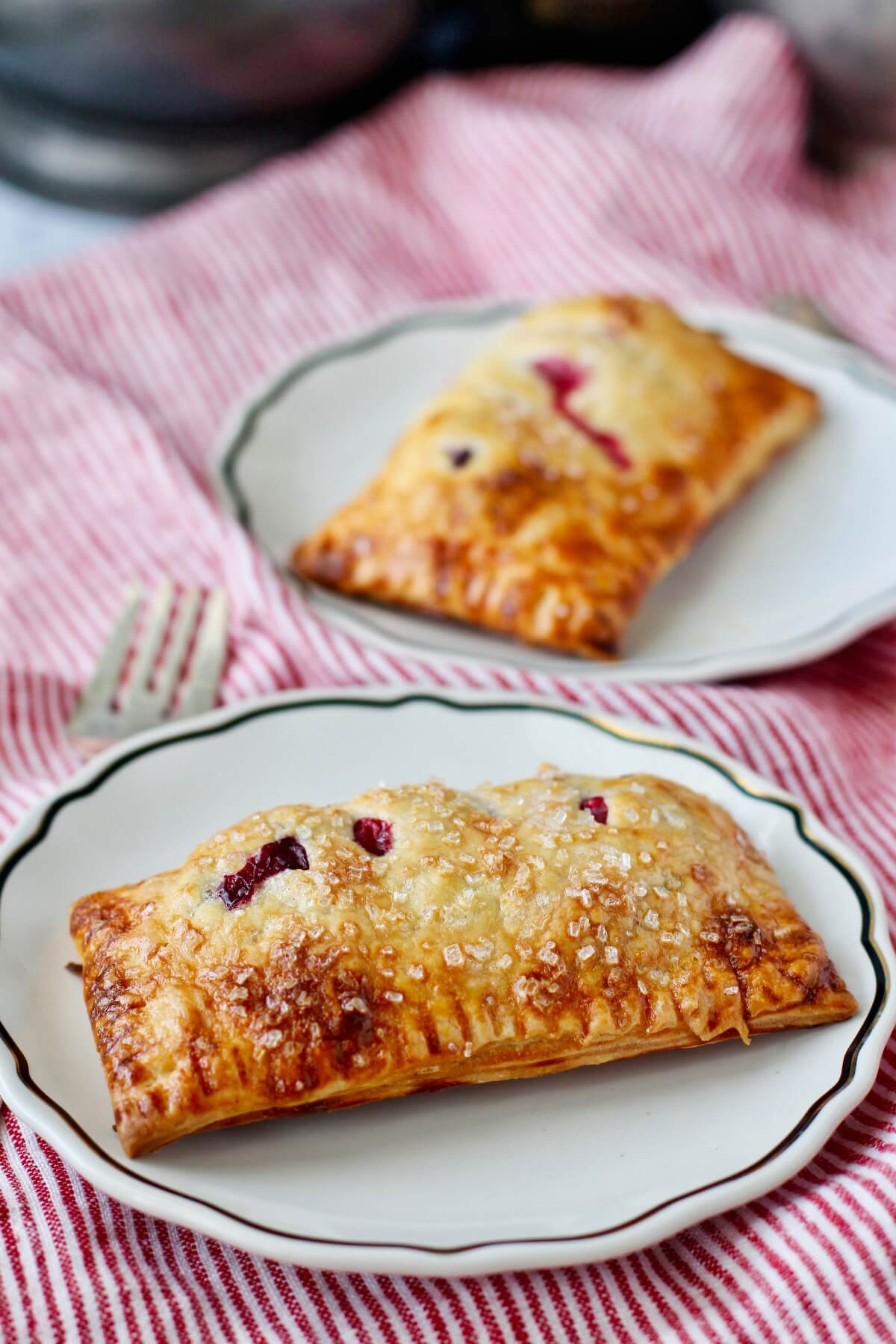 Summer Berry Turnovers