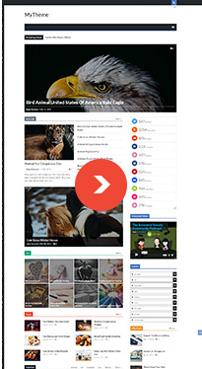 Surface - Responsive Magazine Blogger Theme - 15