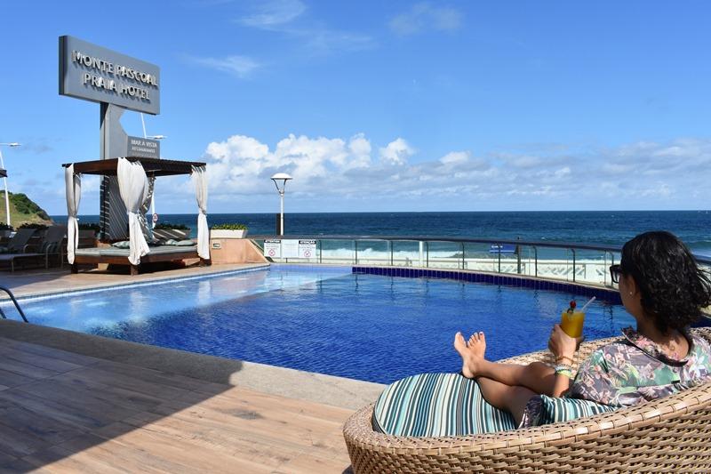 Hotel Monte Pascoal Salvador