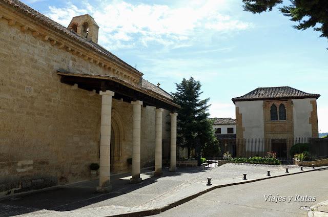 Convento de Santa Clara, Astudillo