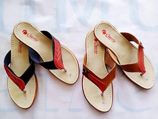 Sandal CS Japit Karet - Sandal Murah Online