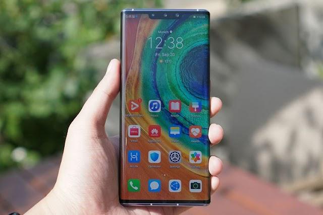 Smartphone Huawei Mate 30 Pro Hadir Dengan Ragam Fitur Canggih