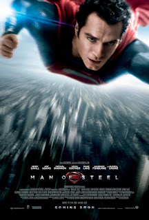 Affiche du film Man Of Steel (Superman 2013)