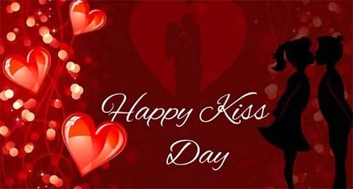 Details With Images Of Kiss Day On Valentine Week