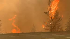 177 fires were active in the western province of British Columbia
