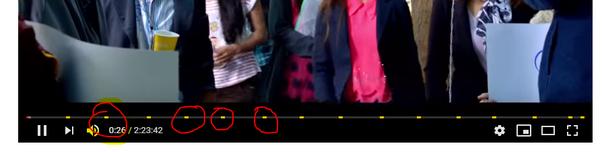 En alttaki rahatsız edici reklamlar olmadan YouTube Videolarını izleyin: