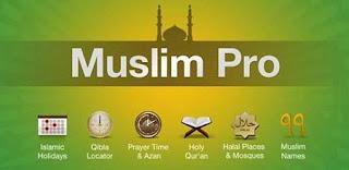 تنزيل تطبيق مسلم برو Muslim Pro