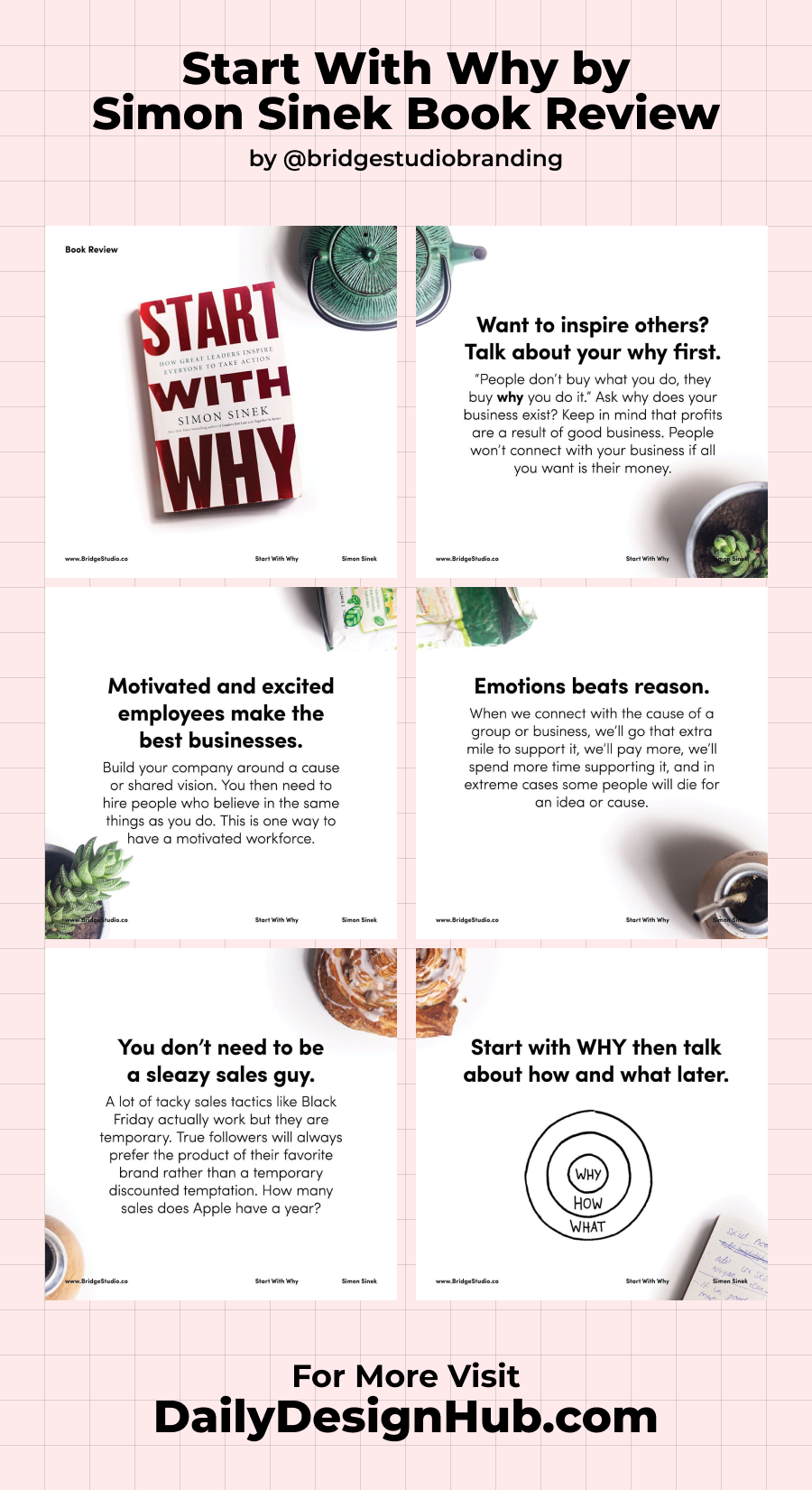 Start With Why by Simon Sinek Book Review