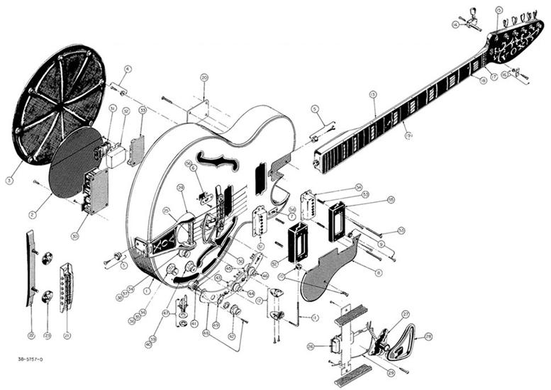 Guitar Blog: 1967 Vox Grand Prix V286