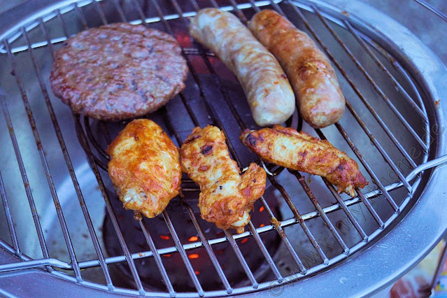 Power-Grill PARTY TIME