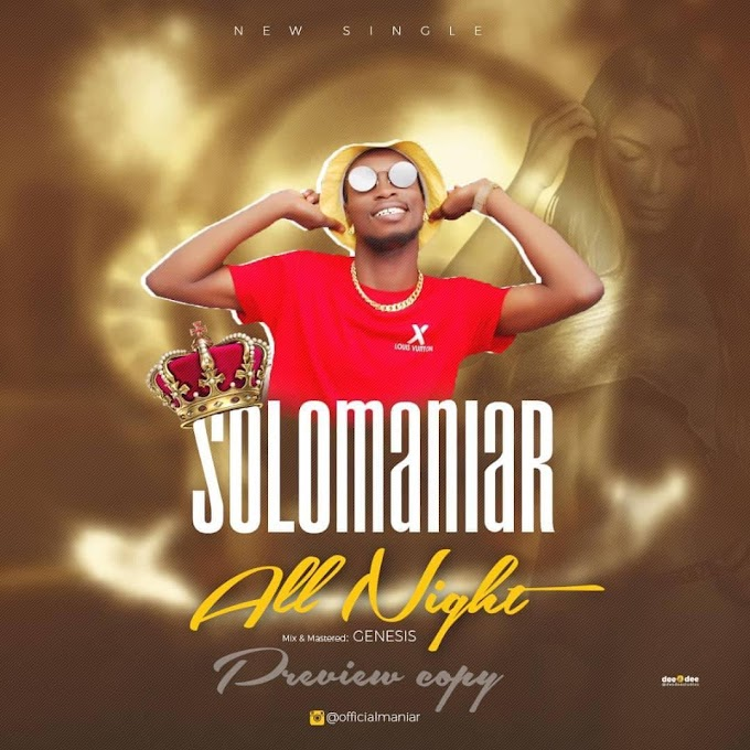 Anticipate : All Night - Solomaniar