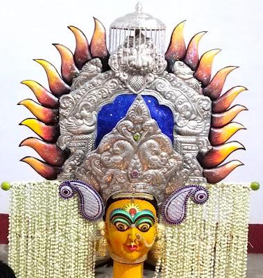 New Settlement Mata Puja 2019