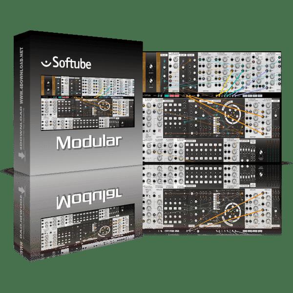 Softube Modular v2.5.9 Full version