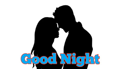 Romantic good night images pics with red rose