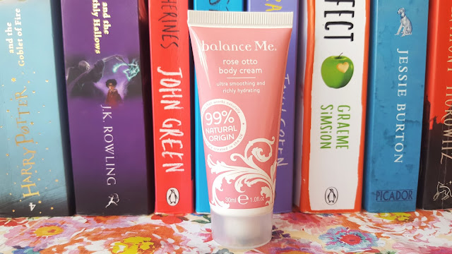 Beauty   Body Brilliance Discovery Box from Naturisimo - Balance Me Rose Otto Body Cream
