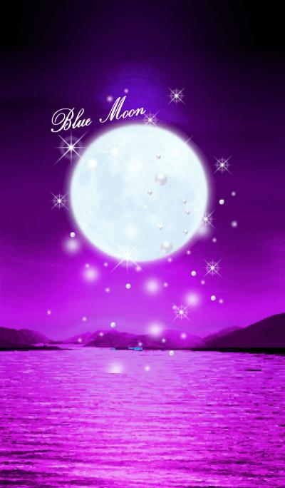 Lucky Blue Moon 50