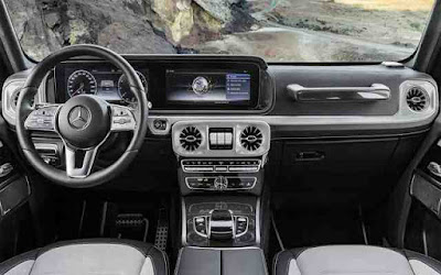 2020 Mercedes-Benz G 550 SUV Review
