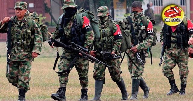 Régimen ayuda a instalar al Ejército de Liberación Nacional en 12 estados del país