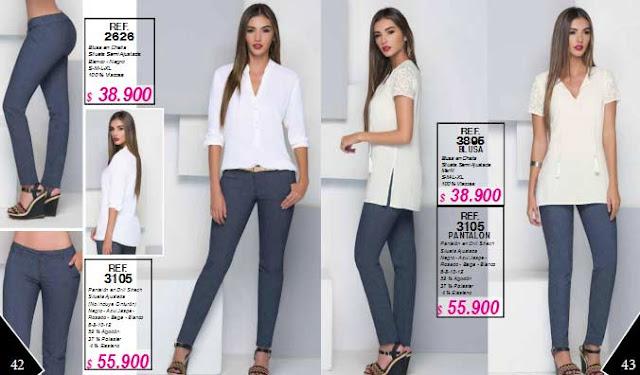 Catalogo ryocco 2017 moda
