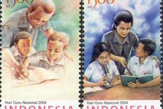 November diperingati sebagai Hari Guru nasional Hari Guru dan Sejarahnya