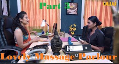Lovely Massage Parlour Part 3 Web Series Cast