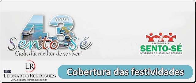 ESPECIAL: COBERTURA DO 43º ANIVERSÁRIO DE SENTO-SÉ